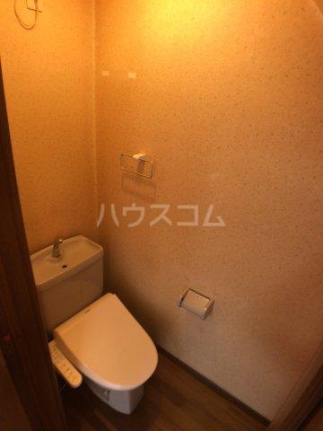 KNハイツのトイレ