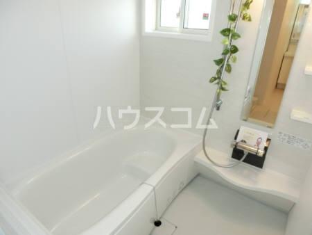 モンブラン 102号室の風呂
