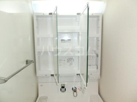 モンブラン 102号室の洗面所