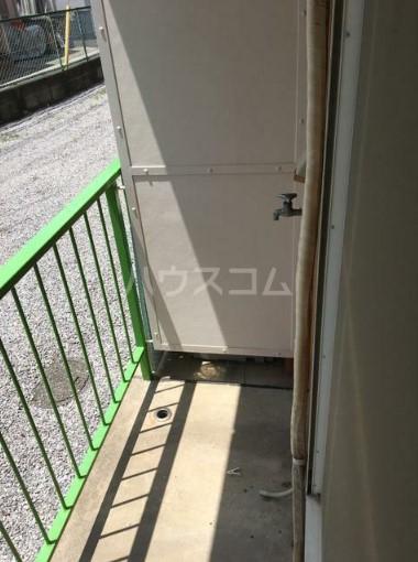 レジデンスGOTO 108号室のバルコニー