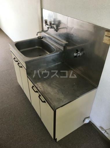 レジデンスGOTO 108号室のキッチン