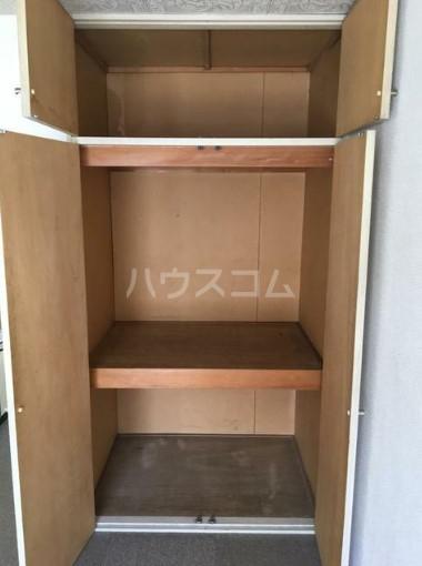レジデンスGOTO 108号室の収納