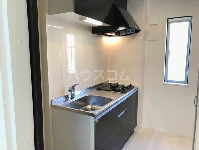 コリーナ 103号室の洗面所