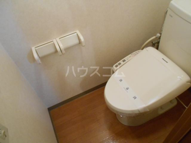 リヴィエール宮前 205号室のトイレ