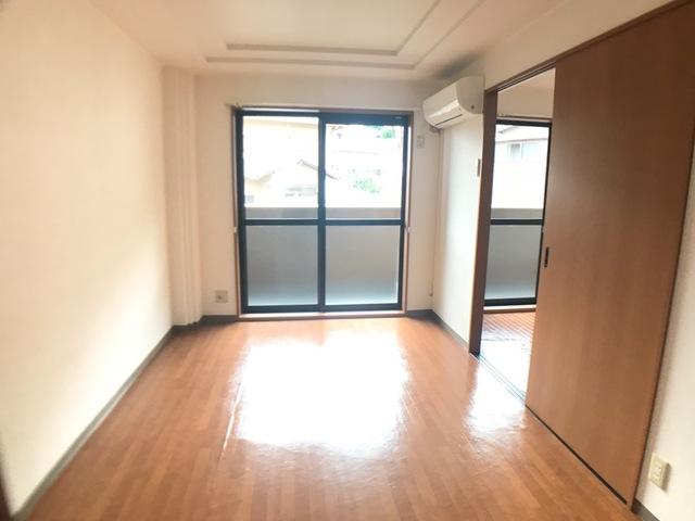 リヴィエール宮前 205号室の洗面所