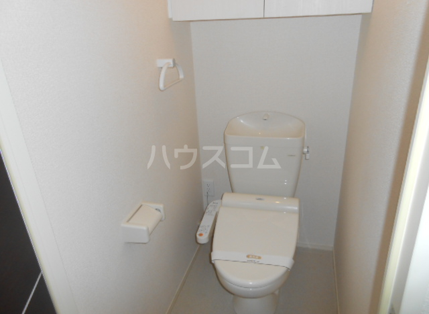 ラマージュⅢ 205号室のトイレ