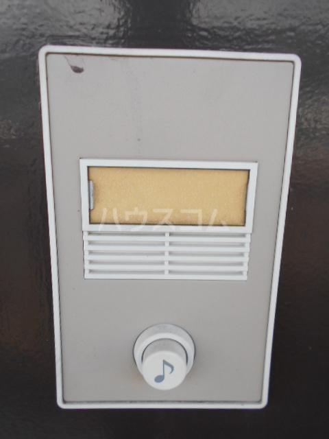 川本コーポ中屋敷 203号室のセキュリティ
