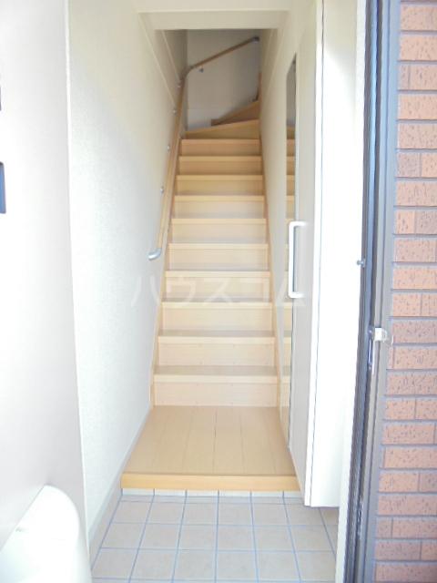 NorthIsland K 02030号室の玄関
