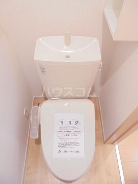 NorthIsland K 02030号室のトイレ