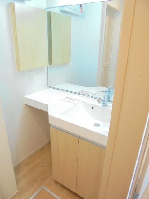 NorthIsland K 02030号室の洗面所