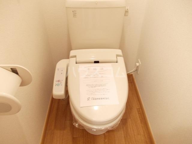 カーサ パストラル 02030号室のトイレ