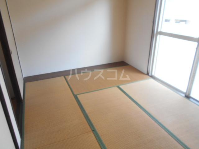 エステートピアNAITO Bの居室