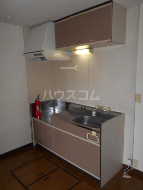 エステートピアNAITO Bのキッチン