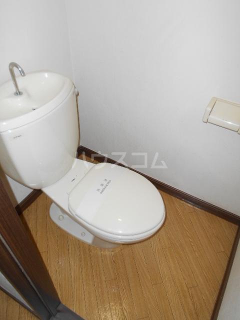 エステートピアNAITO Bのトイレ