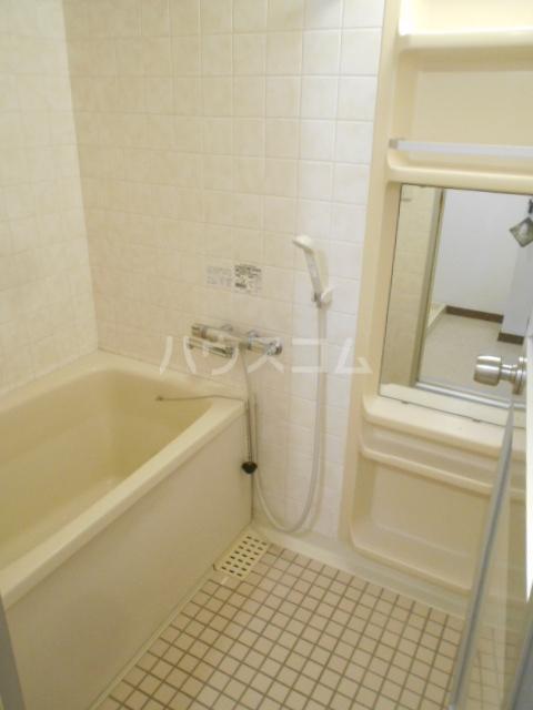 フジレジデンス 202号室の風呂