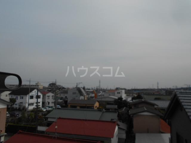 小沢ハイツ 303号室の景色