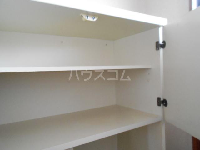 小沢ハイツ 303号室の収納