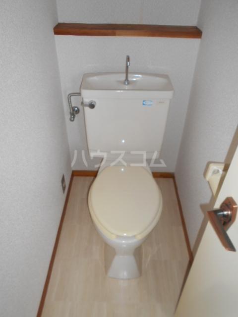 小沢ハイツ 303号室のトイレ