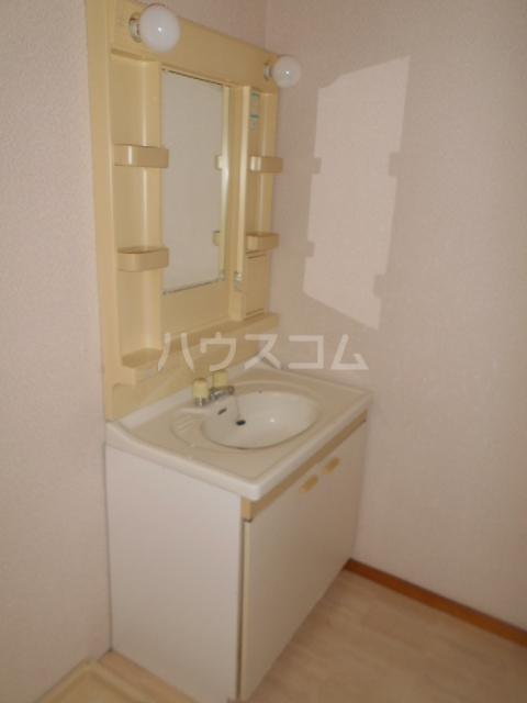 小沢ハイツ 303号室の洗面所