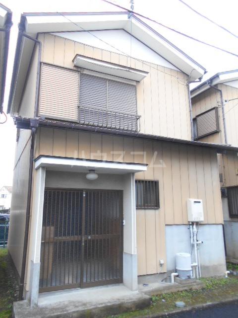 米山 アサ子 アパートの外観
