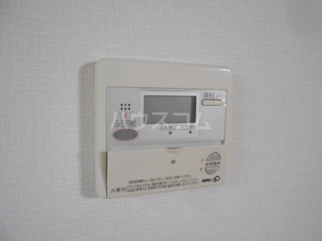 ソレイユ 102号室のキッチン