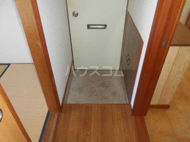 スカイコートA 202号室の収納