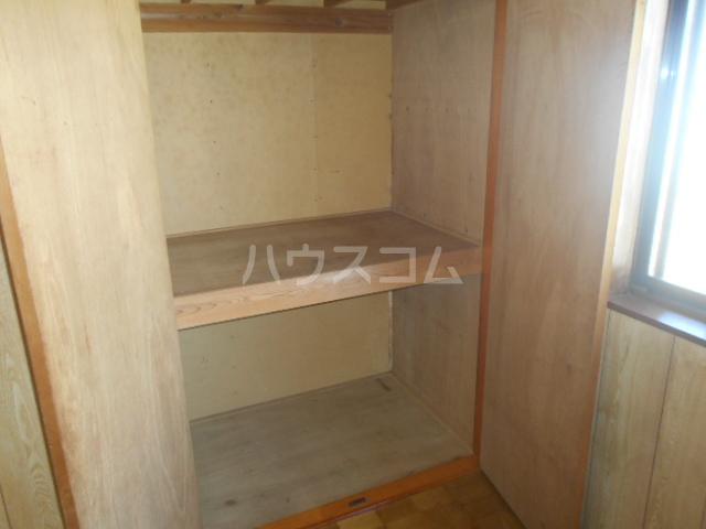 スカイコートA 202号室の居室