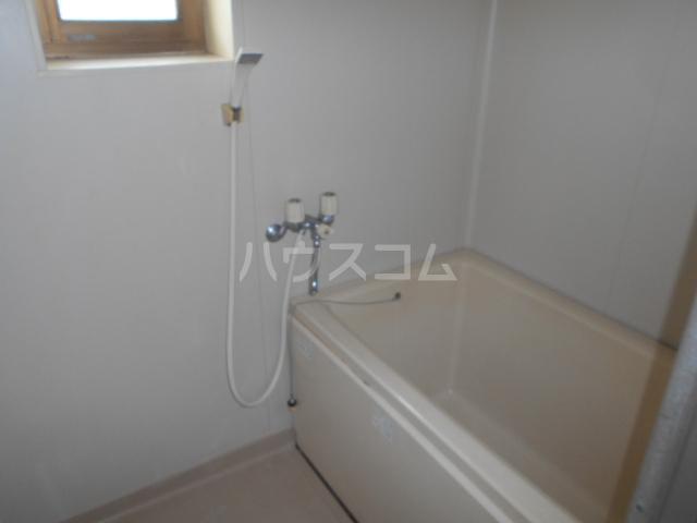 スカイコートB 202号室の風呂