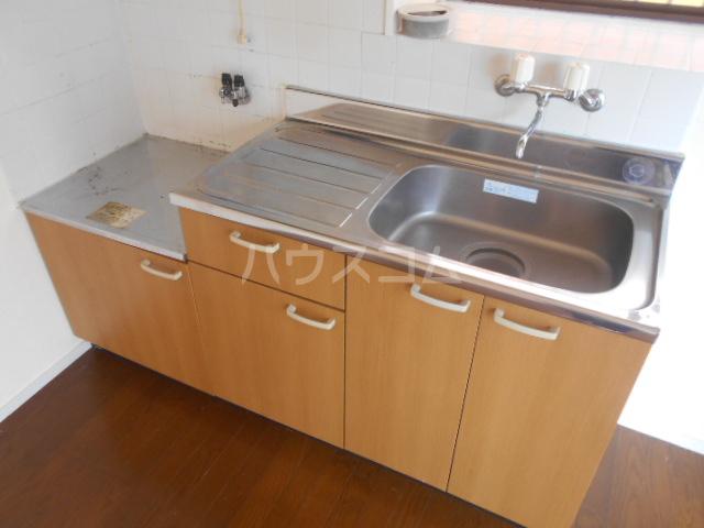 ソレイユガーデンハウス3のキッチン