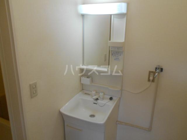ソレイユガーデンハウス3の洗面所