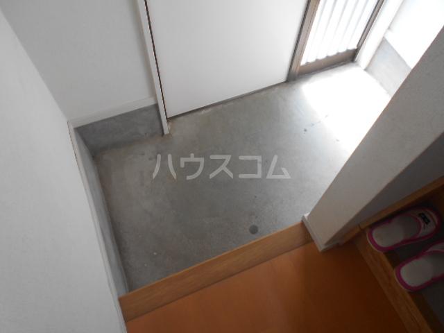 ソレイユガーデンハウス3の玄関
