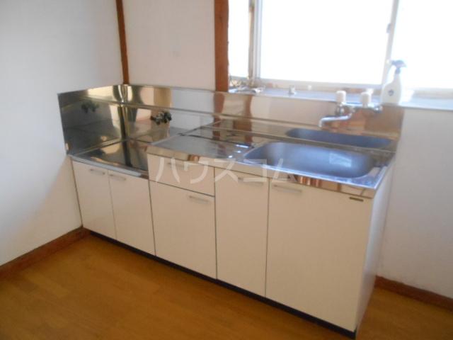 大澤貸家2号棟のキッチン