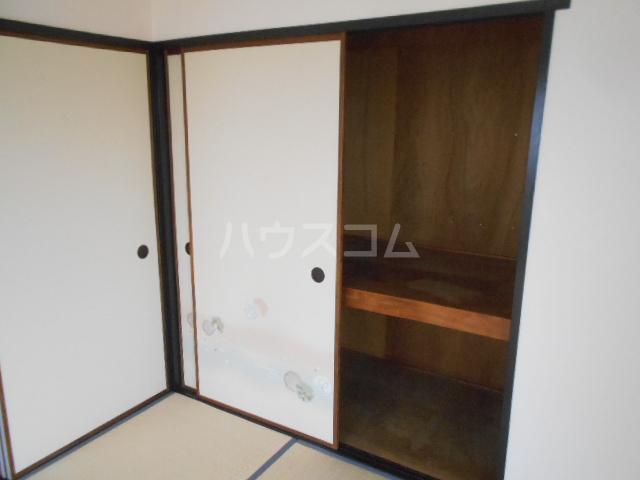 扇町マンション 202号室の収納