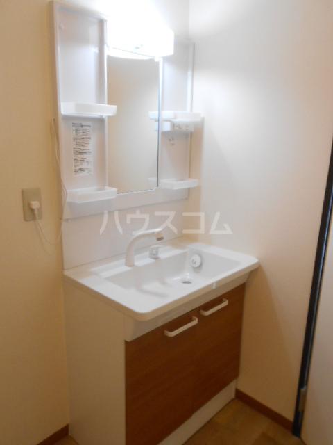 扇町マンション 202号室の洗面所