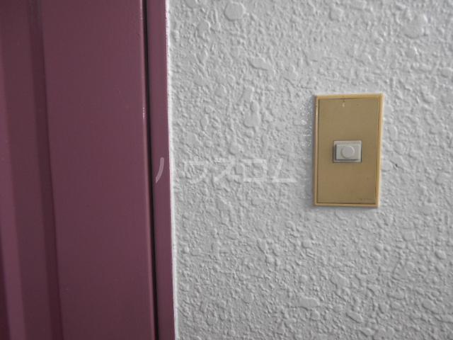 ホワイトハイツ 305号室のセキュリティ