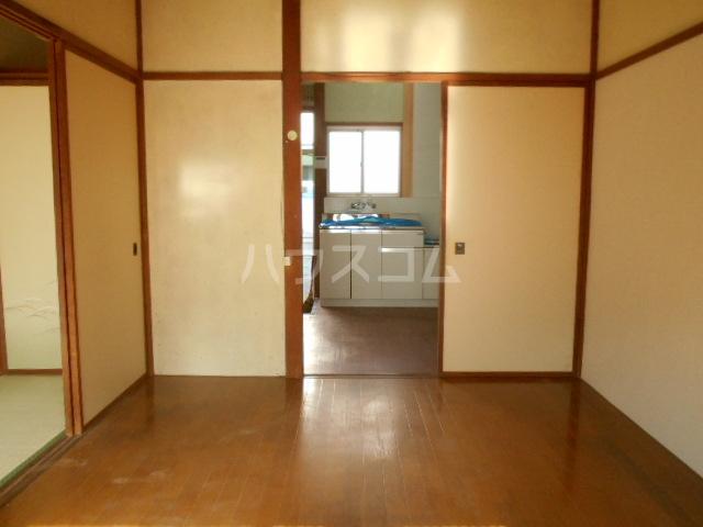 第一城南荘 102号室のリビング