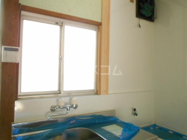 第一城南荘 102号室の洗面所