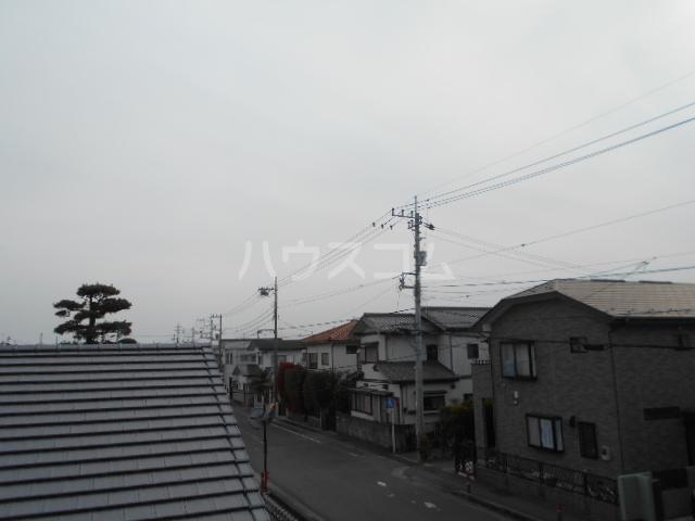 小沢ハイツ 201号室の景色