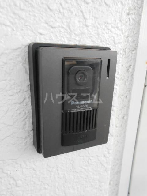 小沢ハイツ 201号室のセキュリティ