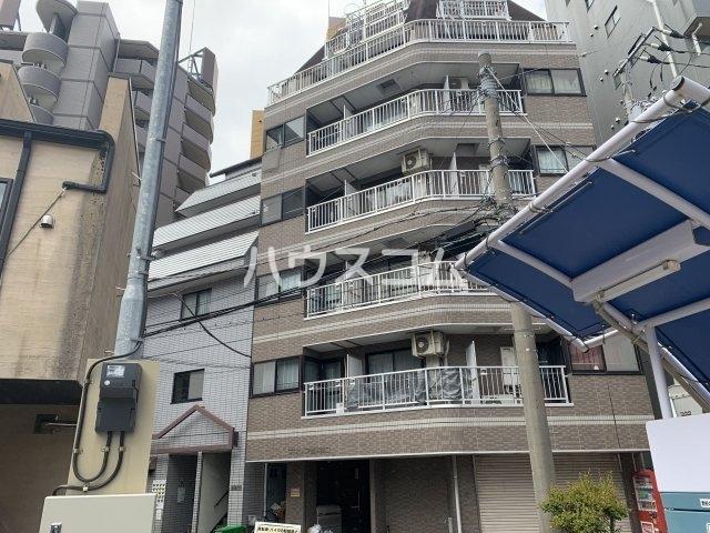 プロスペア横浜西口外観写真