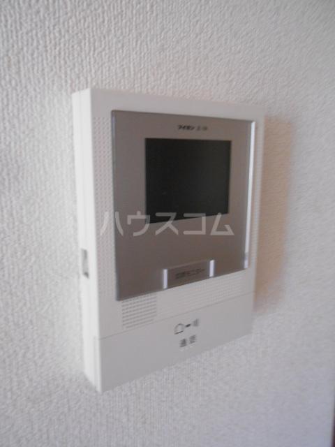 カーサ・ドマーニB 201号室のセキュリティ
