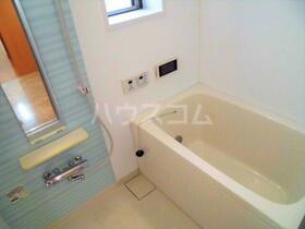 カーサ・ドマーニB 201号室の風呂
