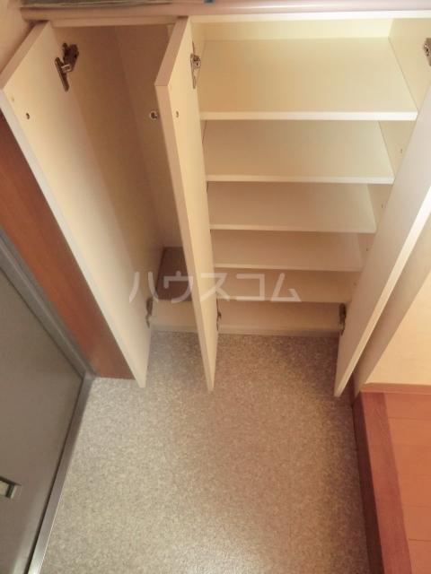 グランドスイート箱根 402号室の玄関