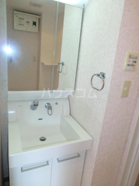 グランドスイート箱根 402号室の洗面所
