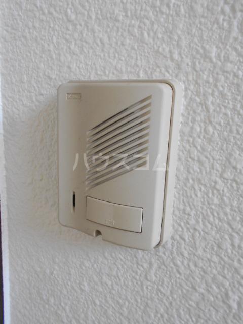 グレースヒル足柄 302号室のセキュリティ