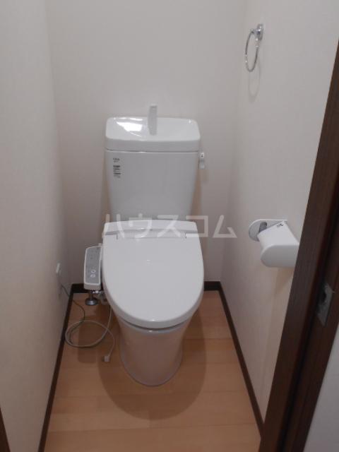 GOLDEN HOUSE新小岩 102号室のトイレ