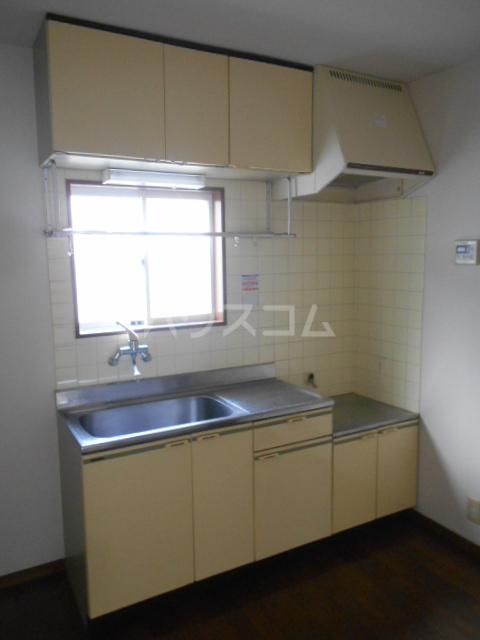 コーポ十二天B 101号室の風呂