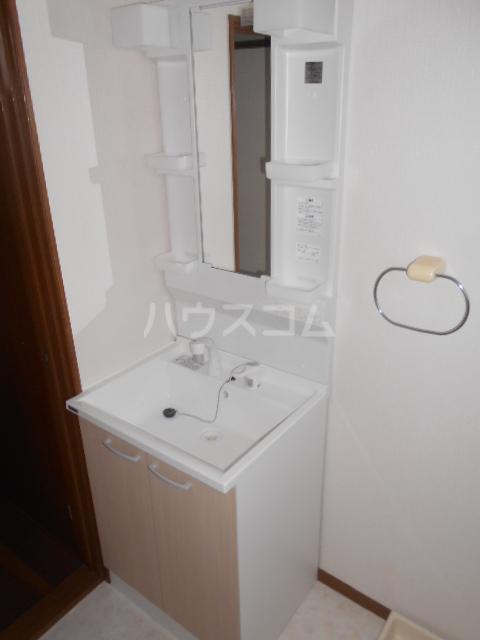 コーポ十二天B 101号室のトイレ