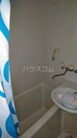 ウエストグレイン 302号室の風呂