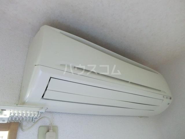 ピュアコート・すみれ 303号室のバルコニー